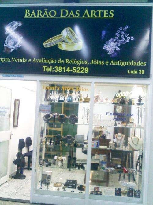 Tonys jóias:50 anos de tradição,compra de relógios,jóias e antiguidades