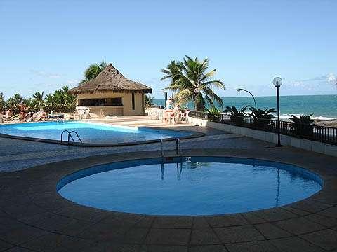 Apartamento com vista mar a venda em salvador, ondina apart hotel