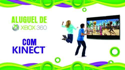 Fotos de Aluguel de x box 360 + kinect + tv lcd 42 4