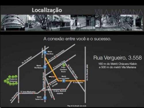 Lançamento salas comerciais vila mariana - connect offices