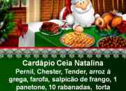Ceia de natal 2011 - rj