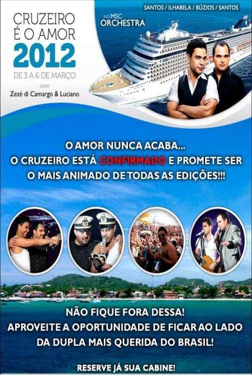 Cruzeiro é o amor 2012.