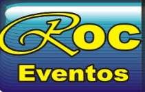 Roc eventos locação de som, palco, tendas, telão, iluminação eventos corporativos, casamentos e shows.