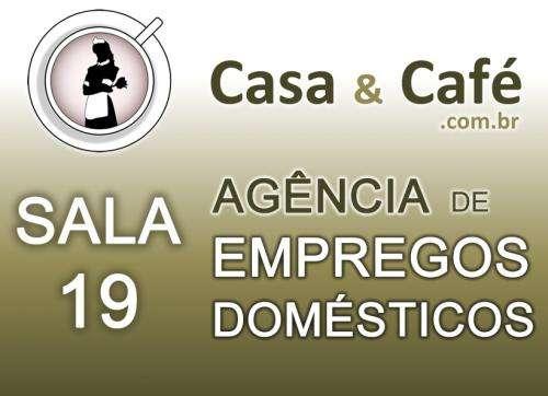 Casa & café - agência de empregos domésticos