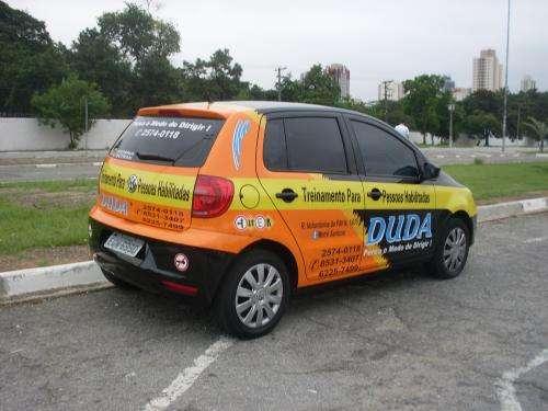 Perca o medo de dirigir com instrutores credenciados pelo detran.sp
