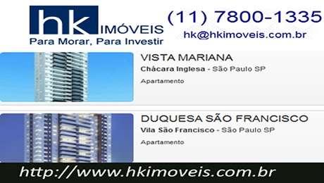 Apartamento pronto para morar sp | apartamento sp | hk imóveis
