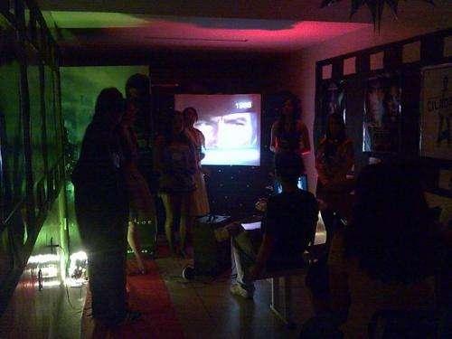 Aluguel de som, videoke e iluminação para festa joão pessoa