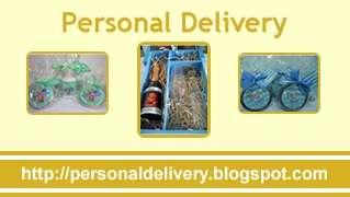 Personal delivery lembrancinhas personalizadas