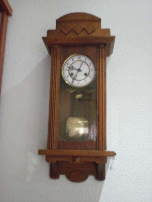 Reloj de carrillon de doble soneria y 30 dias de cuerda