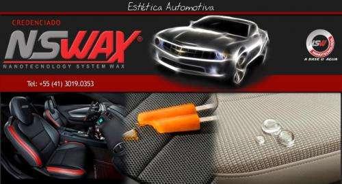 Nswax estética automotiva