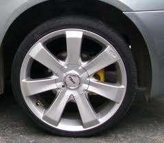 """Rodas 17"""" tsw com pneus em ótimo estado!!!"""