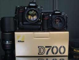 Comprar novo nikon d700, e câmeras canon
