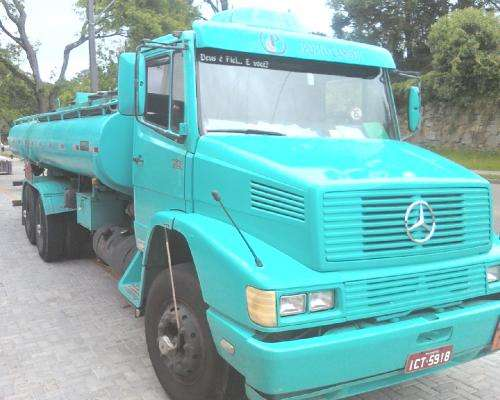 Vendo caminhao 1621 ano 95 truck tanque otimo estado curitiba