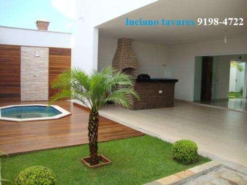Casa com quartro suites em uberlândia
