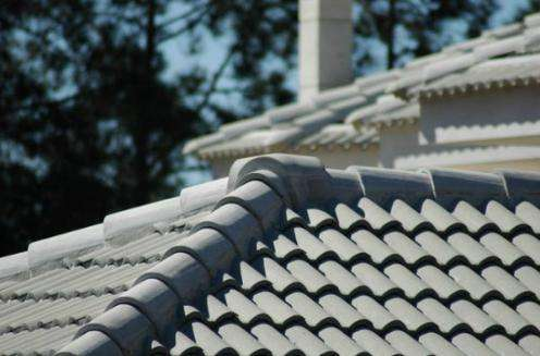 Tegovale telhas de concreto / cimento