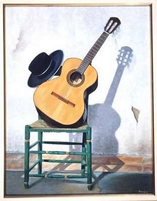 Aula de violão para iniciantes/intermediario