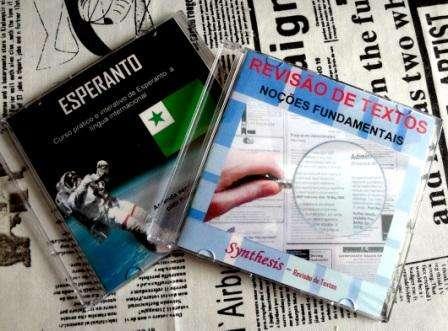 Curso de revisão de texto em cd-rom