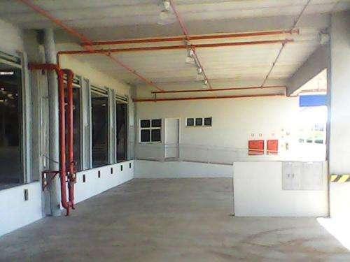 Galpões em condominio fechado na cidade de campinas com módulos de 1900m2 e 3 docas