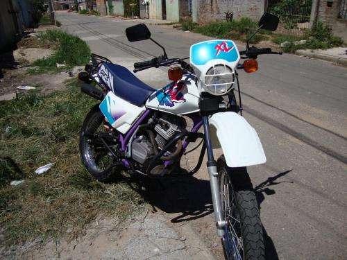 Moto honda xl 125 ótimo estado de conservação documento ok, recibo em branco