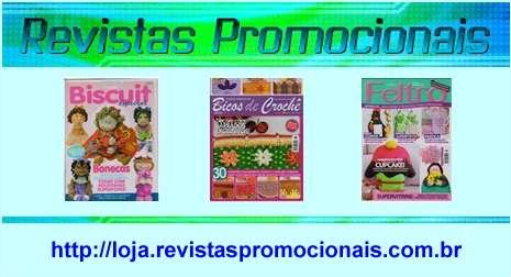 Revistas promocionais | loja virtual de revistas e livros