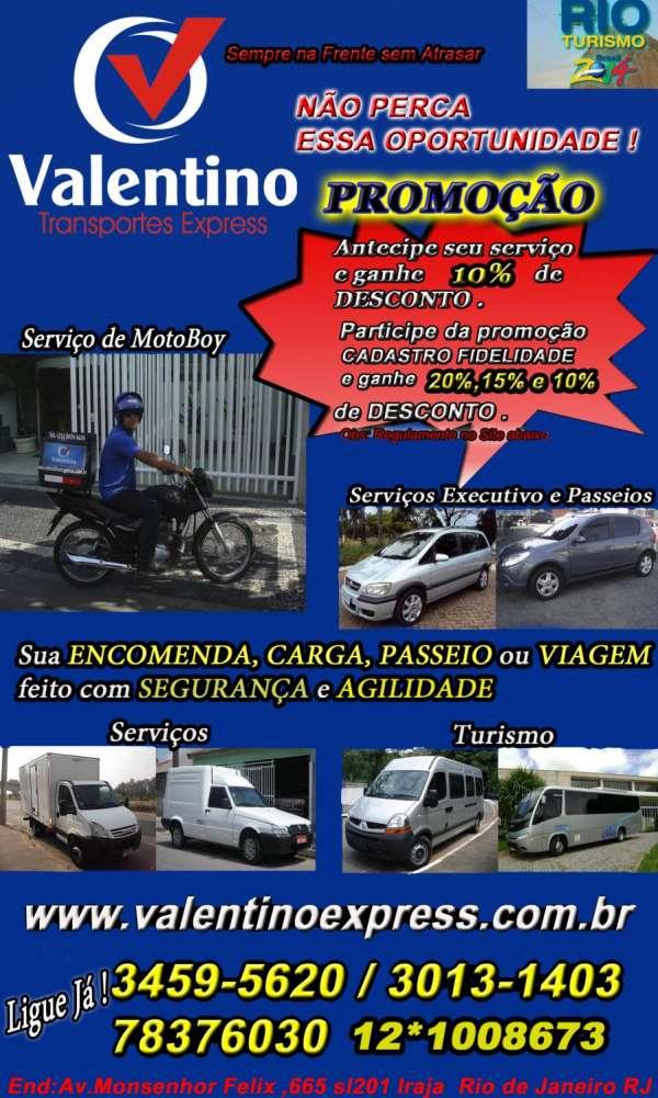 Valentino transportes express e turismo