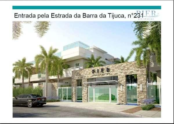 Barra da tijuca apartamentos de 2, 3 e 4 quartos com suíte