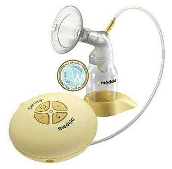 Bomba tira leite materno eletrico medela