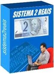 Sistema 2 reais a melhor forma de trabalhar em casa , com baixo investimento e grandes retornos.