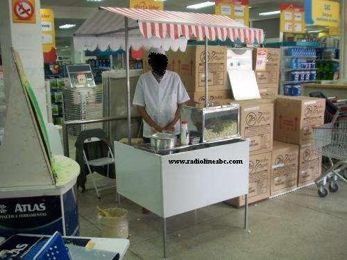 Locutor ao vivo pdv-locução porta de loja
