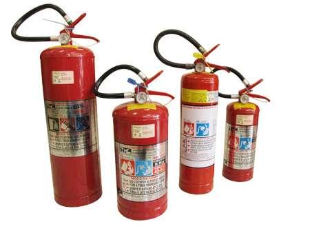 Mdl extintores equipamentos contra incêndio