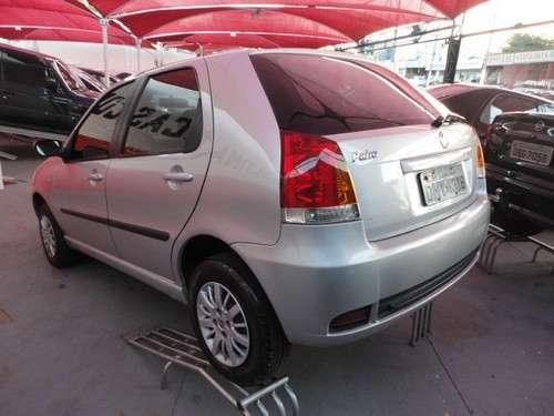 Fiat palio1.3 8 valvula 4 portas cor prata