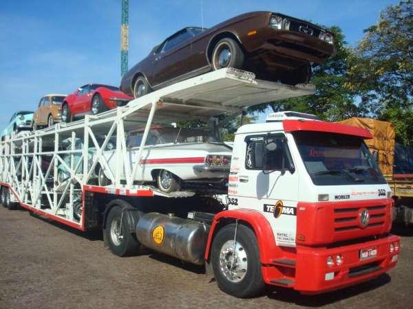 Transporte com cegonha em curitiba sntransportes