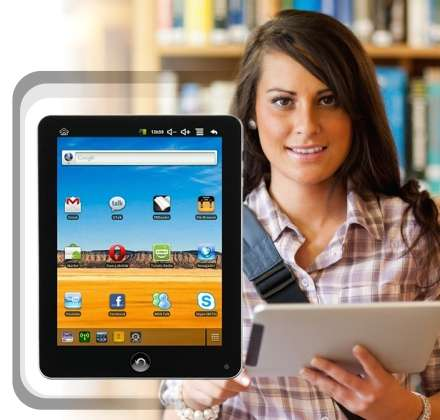 "Tablet 7"" com android os 2.2v - if004 - novy"