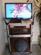 Videoke aluguel em curitiba - karaoke locação