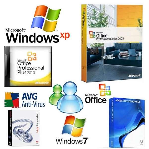 Programas diversos .softwares jogos etc