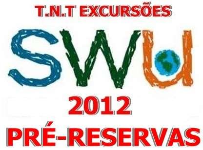 Excursão swu 2012 saindo de curitiba