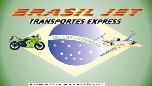 Transportes express com motoboys e fiorino.