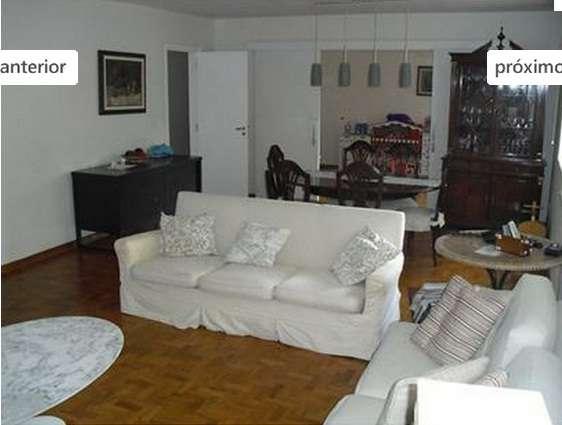 Alugo apartamento no jardim paulista ref. 0141