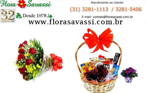 Flora savassi - a sua floricultura em belo horizonte