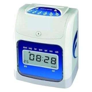 Oferta relógio de ponto digital biash