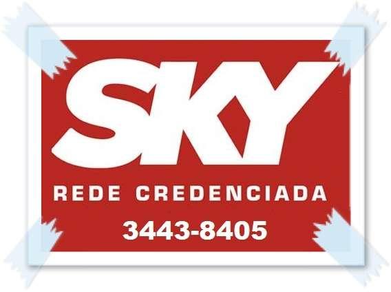 Sky credênciado recife 3443-8405 / 98788-4913 /9 99472261