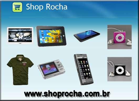Shop rocha loja virtual | acessórios, áudio, vídeo, beleza e saúde, brinquedos, celulares e muito mais