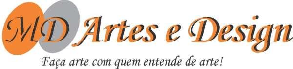 Md artes e design - desenvolvimento de sites, logotipo, arte final