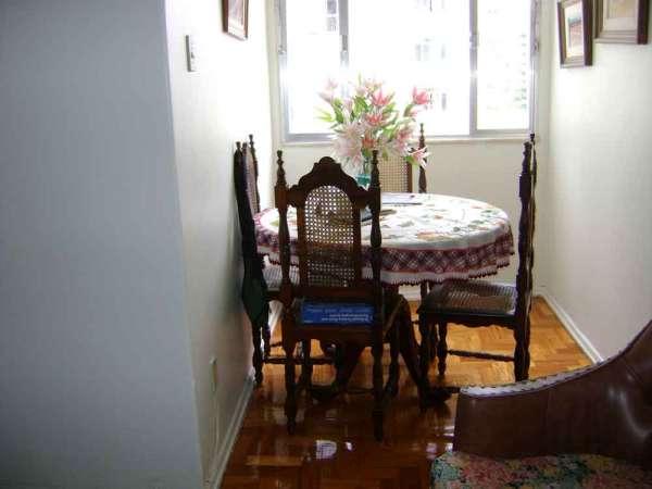 Apartamento no grajaú, mobiliado e todo reformado.