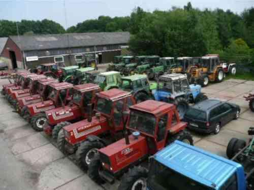 Liquidação de tratores para a agricultura