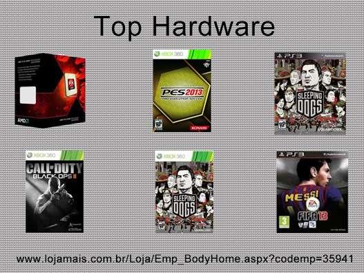 Games xbox 360   laçamentos games xbox 2012, playstation 3, informática, hds, processadores