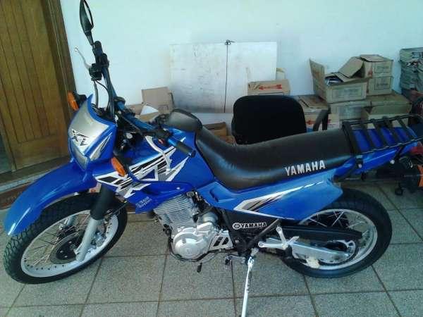 Xt 600e azul 97 - aceito moto honda 125 ou 150.