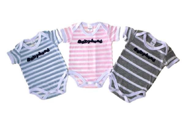 Babyhood moda recem nascido atacado e varejo
