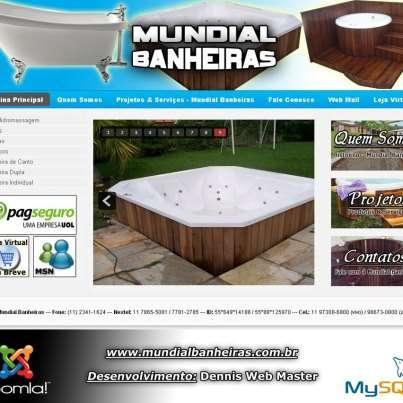 Banheiras de hidromassagem-www.mundialbanheiras.com.br