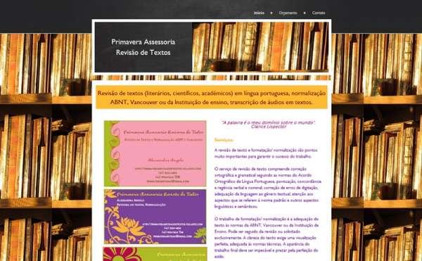 Revisão de textos, padronização, abnt